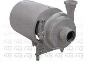 Pump centrifugal sanitary electropump FCA+FDB